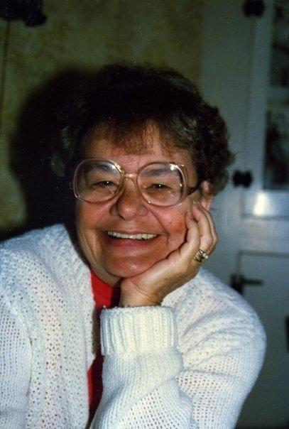 Mom in 1980s