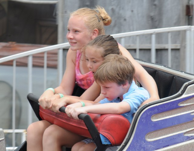 during the whippy ride