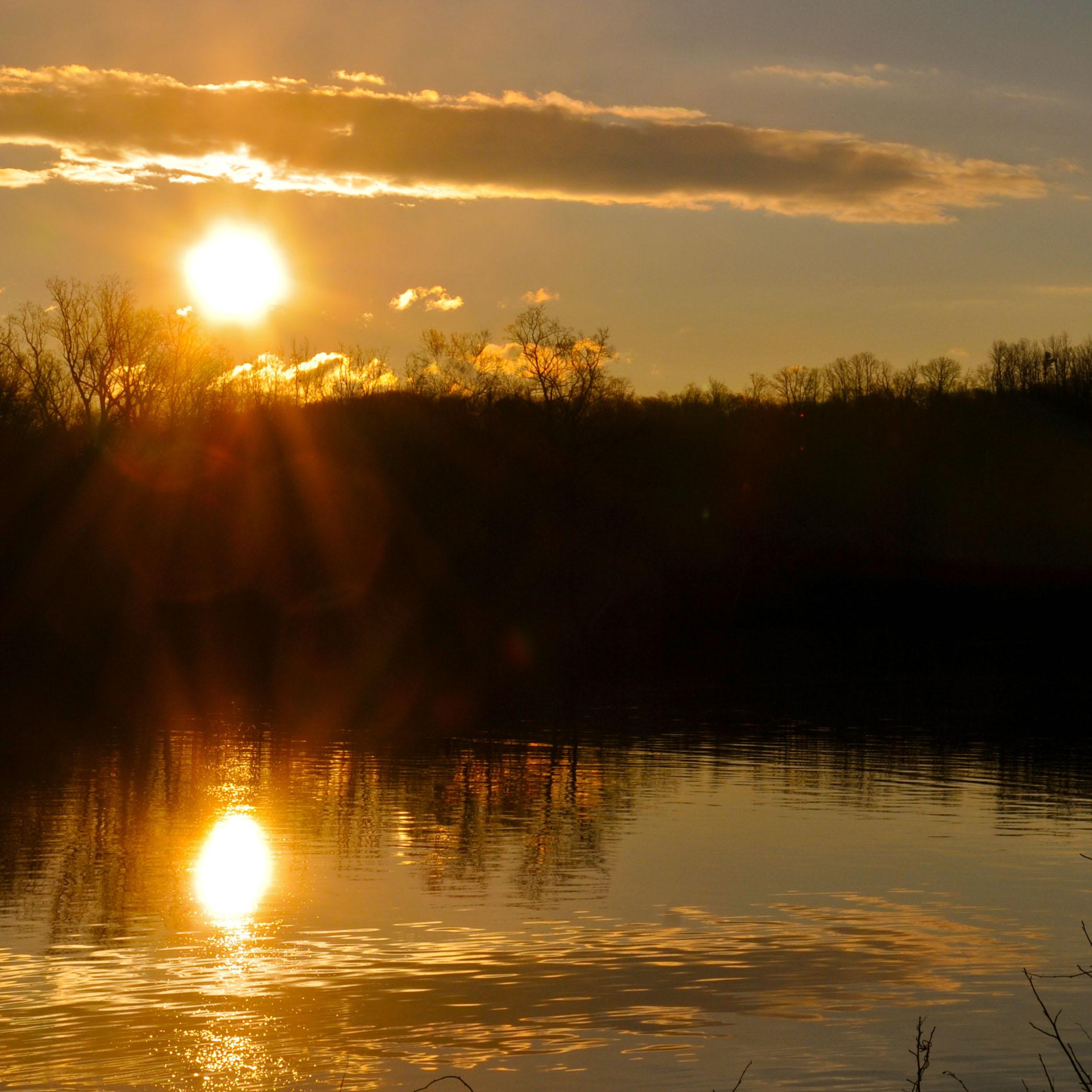 LR sunrise 022512