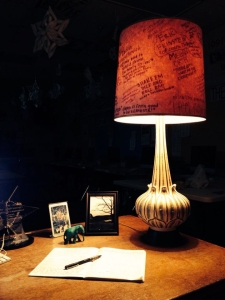 TBW writing space