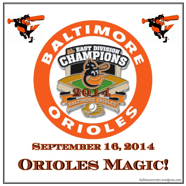 Orioles Magic Clinch2