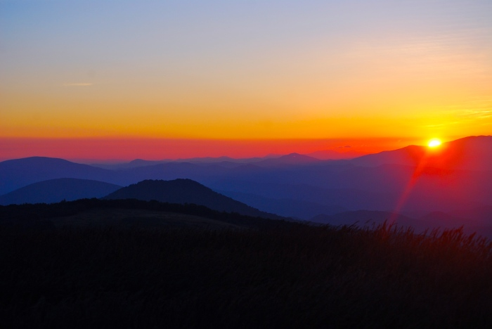 14 Hours in Light: Part 3. The Summit and TheElements