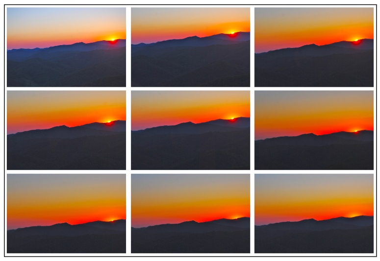 sunset 073015