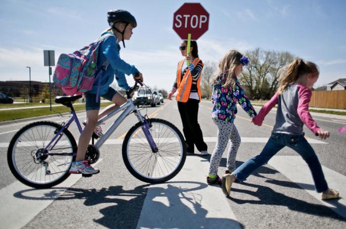 Pedestrian Safety: An Urgent Matter inMaryland